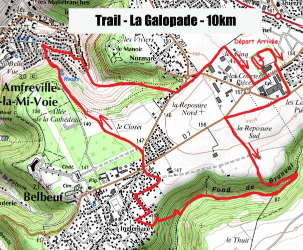 parcours_Galopade10Km
